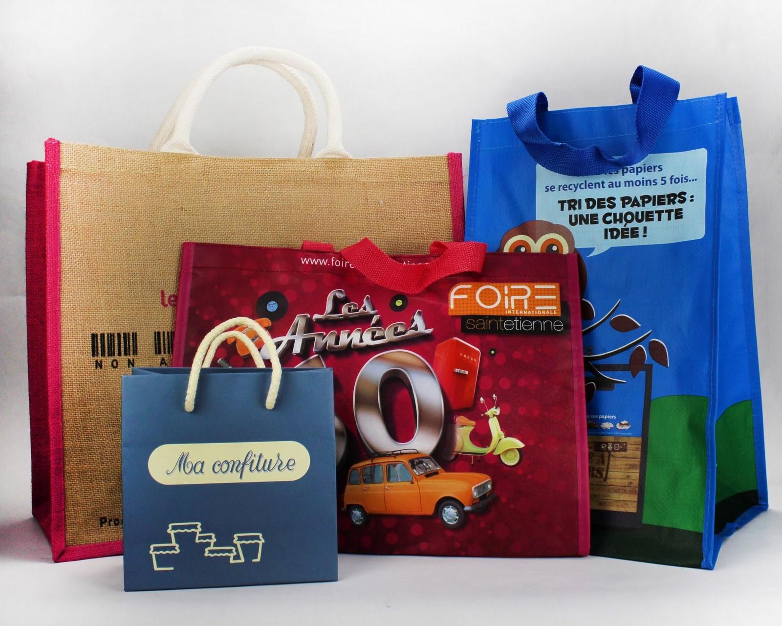 PLAST UP Fabricant cabas, sacs plastiques, emballages