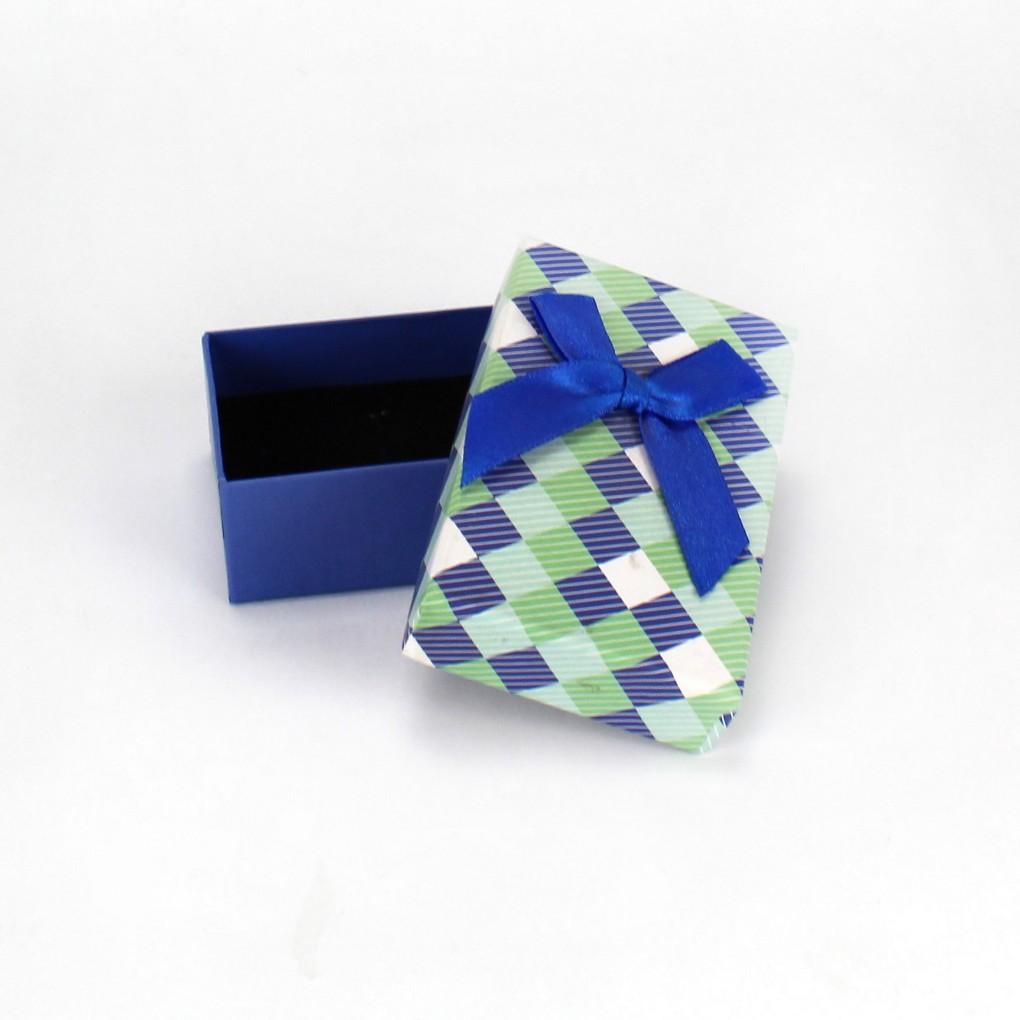 Boîte rectangulaire en carton